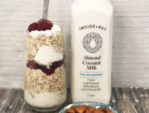 Almond Coconut Overnight Oats